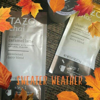 Tazo Chai Vanilla Caramel Latte K‑Cup® Pods uploaded by Faith M.