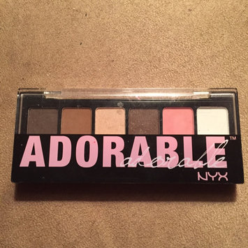 NYX The Adorable Shadow Palette uploaded by Miranda V.