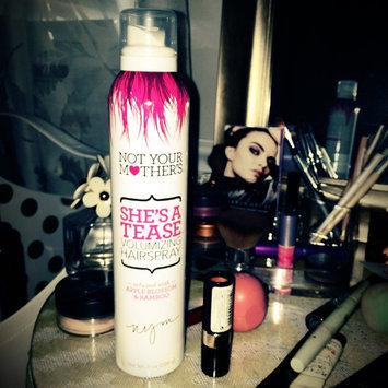 Not Your Mother's® She's A Tease Volumizing Hairspray uploaded by Ali W.
