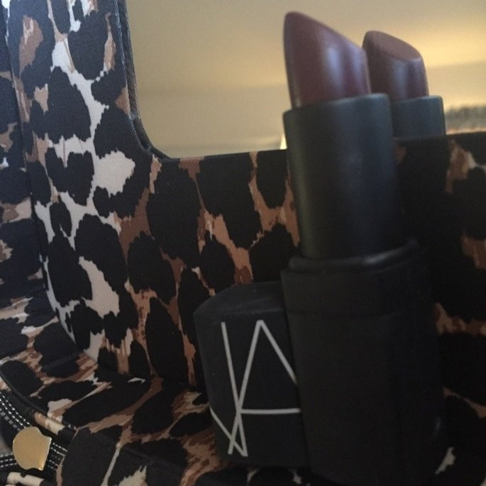 NARS Semi-Matte Lipstick Collection uploaded by Miriam V.