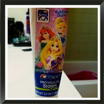 Photo of Crest Pro-Health Stages Disney Princess Kid's Toothpaste uploaded by Jmelissa217