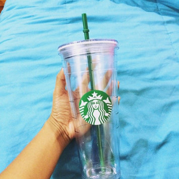 Photo of Starbucks Customizable Cold Cup Tumbler, 24 fl oz - Venti uploaded by Meagan M.