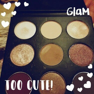StudioMakeup On-The-Go Eyeshadow Palette Cool Down uploaded by Mariana c.