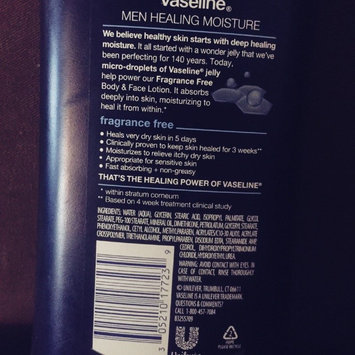 Vaseline Men Healing Moisture Fast Absorbing Body & Face Lotion uploaded by Reverie V.