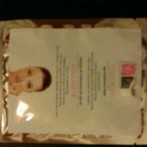 Global Beauty Mask Fabric Collagen Spa 5 Count uploaded by roxana g.