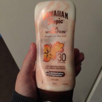 Hawaiian Tropic Silk Hydration Lotion Sunscreen image uploaded by Krislyn R.