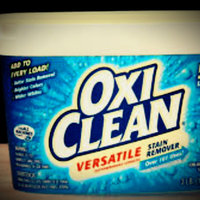 Oxiclean™ Versatile Stain Remover Free uploaded by Ronnie A.