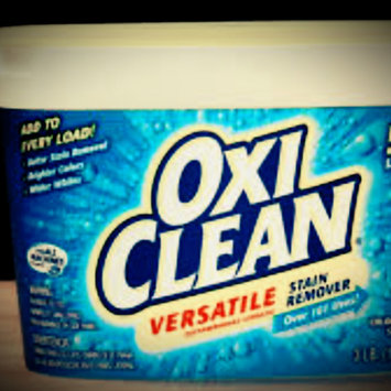 Photo of Oxiclean™ Versatile Stain Remover Free uploaded by Ronnie A.