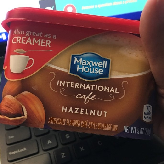 Maxwell House International Cafe Cafe-Style Beverage Mix, Suisse Mocha Cafe uploaded by Franchesca C.