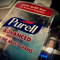 Purell Advanced Hand Sanitizer Refill, Original, 20 fl oz uploaded by Laura M.