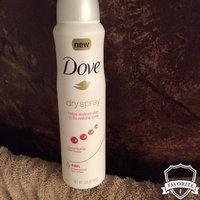 Dove Dry Spray Antiperspirant, Clear Tone Skin Renew, 3.8 oz uploaded by Renee M.