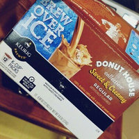 Green Mountain Coffee Donut House Collection Sweet & Creamy Regular Iced Coffee K-Cup Packs - 12 CT uploaded by Brittany J.