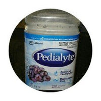 Pedialyte Oral Electrolyte Maintenance Solution uploaded by Paula C.