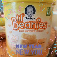 Gerber® Lil' Beanies™ Original Baked Snack Made with Beans uploaded by Kathy P.