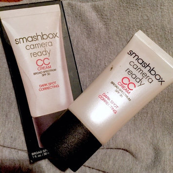 Smashbox Cosmetics Smashbox Camera Ready CC Cream uploaded by Veronica M.
