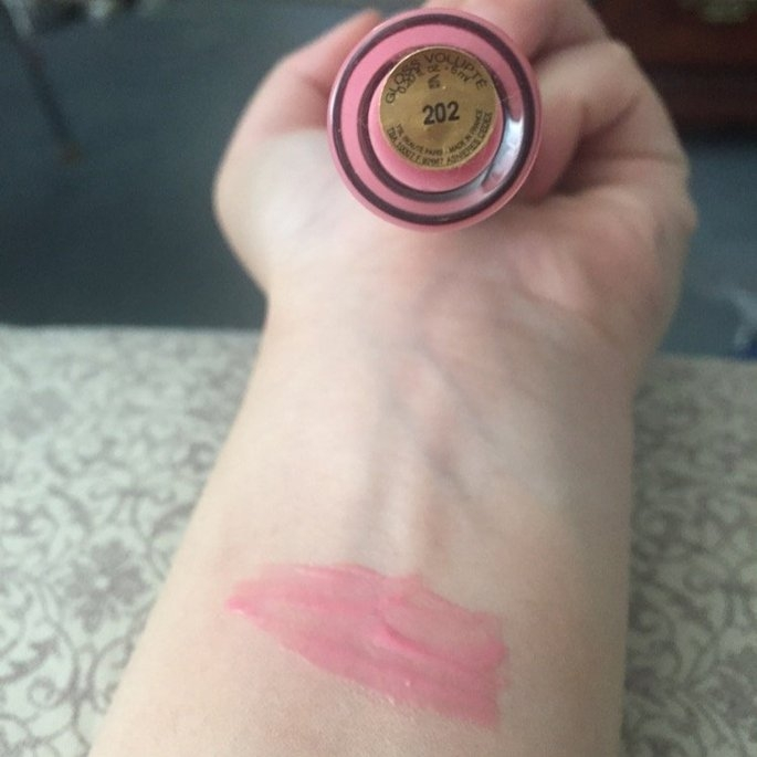 Yves Saint Laurent Gloss Volupte Lip Gloss uploaded by Melissa D.