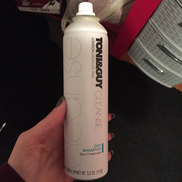 Photo of TONI&GUY Dry Shampoo uploaded by Gianna G.