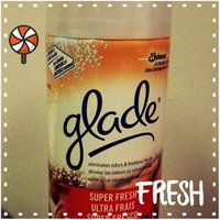 Glade® Air Fresheners; Super Fresh Scent with a Hint of Cinnamon, 14-oz. Can uploaded by Nicole N.