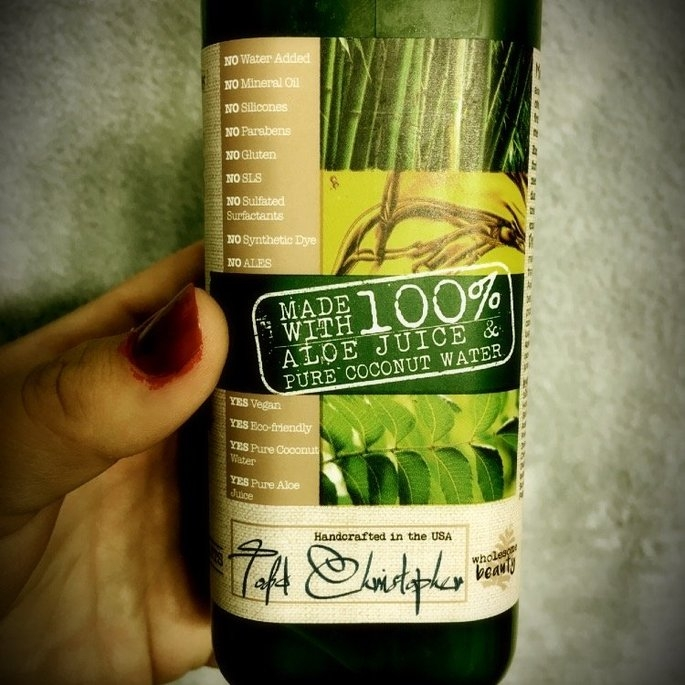 Maui Moisture Thicken & Restore Bamboo Fibers Shampoo uploaded by Leslie M.