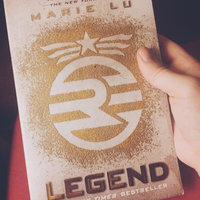 Legend (Marie Lu's Legend Series #1) uploaded by Makayla S.