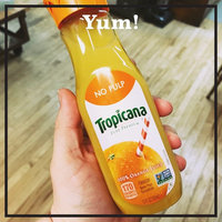 Tropicana Pure Premium No Pulp 100% Pure & Natural Orange Juice uploaded by Caitlin B.