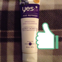 Yes To Blueberries Age Refresh Smoothing Daily Cleanser uploaded by Sandy N.