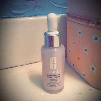 Photo of Clinique Repairwear Laser Focus Wrinkle & UV Damage Corrector uploaded by Annie N.