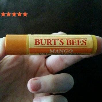 Burt's Bees® Mango Lip Balm uploaded by Natosha Z.