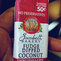 McKee Foods Sunbelt Bakery Granola Bars Fudge Dipped Chocolate Chip - 10 CT uploaded by Danyelle W.
