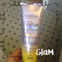 L'Oréal® Paris Hair Expertise™ EverPure Sulfate-Free Blonde Brass Banisher™ Conditioner 8.5 fl. oz. Tube uploaded by Brittany F.