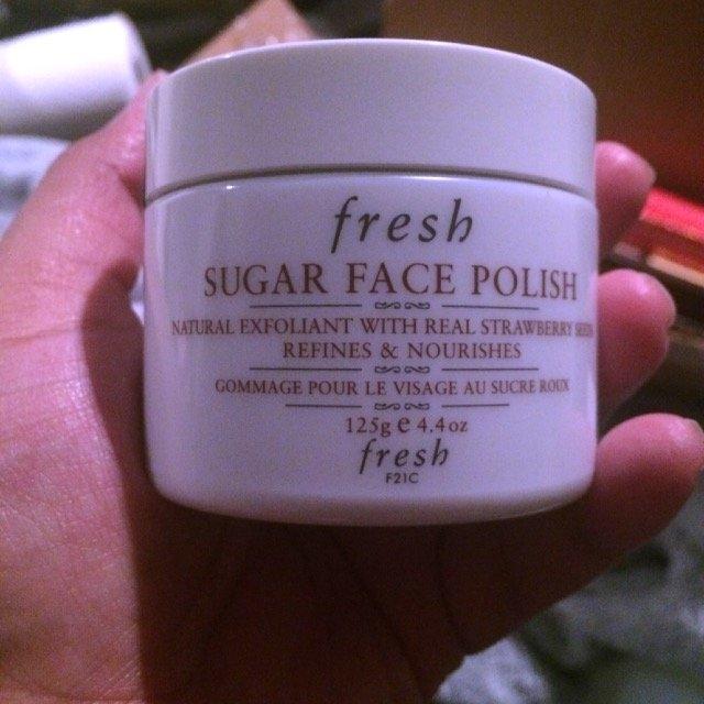 Fresh Sugar Face Polish 4.2 oz uploaded by Antonya D.