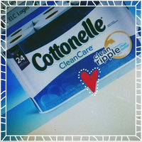 Cottonelle® Ultra Comfort Care Toilet Paper uploaded by Ashley s.