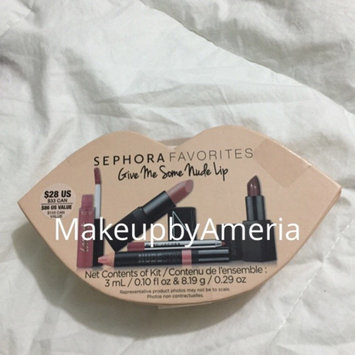 Sephora Favorites Give Me Some Nude Lip uploaded by Ameria O.