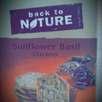 Back to Nature Sunflower Basil Crackers, 6.5 oz uploaded by Ashley W.