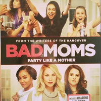 Bad Moms DVD uploaded by Monique M.