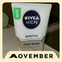 NIVEA for Men Sensitive Face Wash uploaded by Dantrell G.