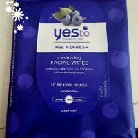 Yes To Blueberries Travel Cleansing Towelettes - 8 Count uploaded by Phylesha C.