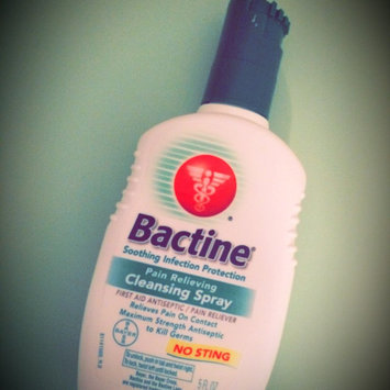 Bactine Pain Relieving Cleansing Spray uploaded by Milena d.