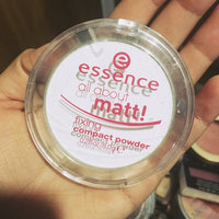 Essence All About Matt! Fixing Compact Powder uploaded by Cynthia A.