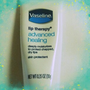 Photo of Vaseline® Lip Therapy® Advanced Healing Tube uploaded by Denise W.