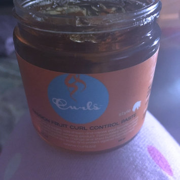 Photo of Curls Control Paste Passion Fruit 4 oz uploaded by Sharisse M.
