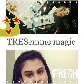 TRESemmé Beauty-FULL Volume Pre-Wash Conditioner & Shampoo uploaded by vidhya s.