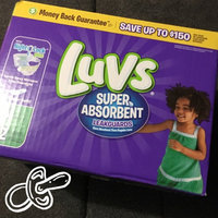 Stretch Luvs Super Absorbant Leakguards Diapers Size 6 72 Count  uploaded by Briana J.
