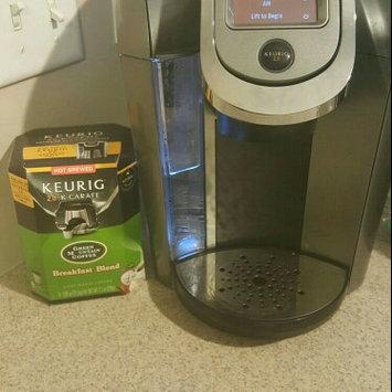 Photo of Green Mountain Coffee® Dark Magic® Dark Roast Coffee K-Carafe™ Packs 4 ct Box uploaded by Melissa W.