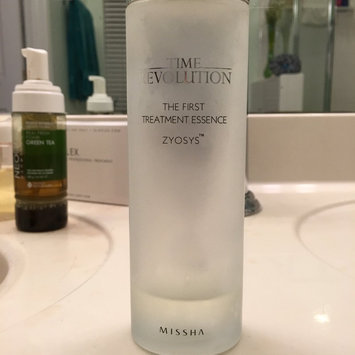 Photo of Missha Time Revolution White Cure Super Radiance Lotion NW 130ml/4.4oz uploaded by Kim J.