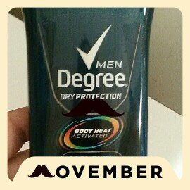 Degree® Cool Comfort All Day Protection Anti-perspirant Deodorant for Men uploaded by Sheyenne P.