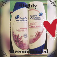 Nourishing Head and Shoulders Nourishing Hair and Scalp Care Dandruff Shampoo with Lavender Essence 13.5 fl oz uploaded by Deisy Z.