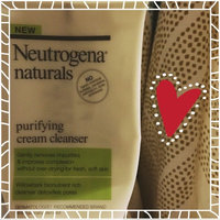 Neutrogena® Naturals Purifying Cream Cleanser uploaded by Kate G.