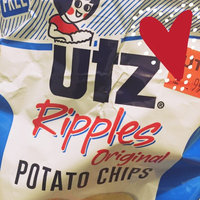 Utz Ripples Crisp All Natural Ripple Cut Potato Chips uploaded by Kemorine S.