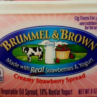 Brummel & Brown Creamy Simply Strawberry Fruit Spread 8 Oz Plastic Tub uploaded by Nicole C.